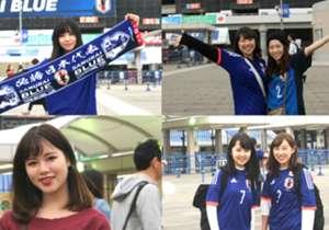 「#Goal女子サポ部」新生日本代表編!! <br><br> 新生・日本代表が、10月16日に行われたキリンチャレンジカップ2018でウルグアイ代表と対戦。埼玉スタジアム2002には57,239人の大観衆が詰めかけた。注目の一戦は、南野拓実や堂安律、中島翔哉といった新戦力が躍動。4-3と南米の強豪を撃破した。 <br><br> ロシアW杯でベスト8に進出したタレント軍団・ウルグアイとの対戦ということもあって、埼スタには試合前から多くのサポーターが集結。「日本代表戦に行くと美女サポーターがたくさんいる...
