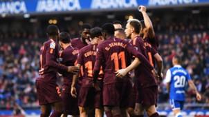 FC Barcelona Coutinho Deportivo La Coruna 29042018