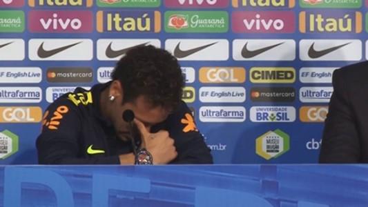 Neymar choro coletiva 10112017