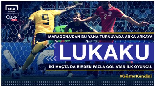 Lukaku Clear