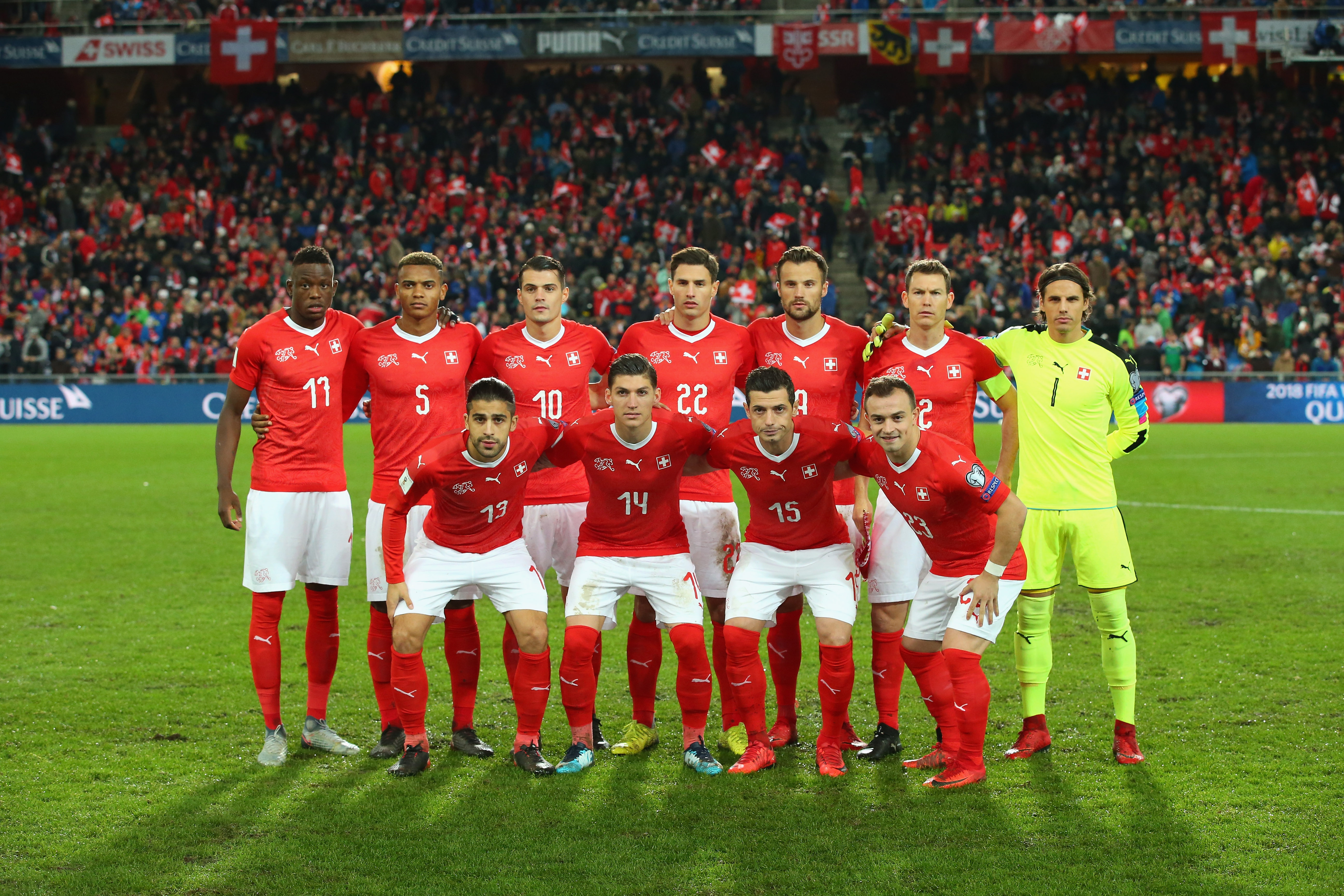 Switzerland national team
