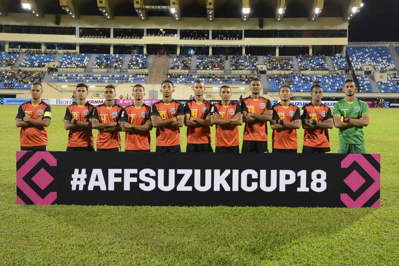ผลการค้นหารูปภาพสำหรับ โปรไฟล์ทีม AFF 2018 : ติมอร์-เลสเต