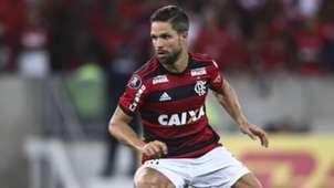 Diego Flamengo Emelec Copa Libertadores 16052018