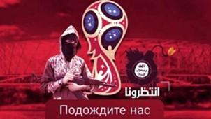Terrorists World Cup 2018