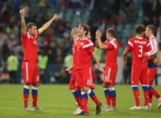 Nations League 19/20 Russia — Turkey