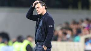 Vincenzo Montella Fiorentina coach