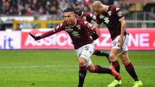 Izzo De Silvestri Torino Atalanta