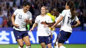 Valerie Gauvin France Brazil World Cup Women 23062019