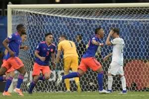 Armani Roger Martinez Argentina Colombia Copa América 2019