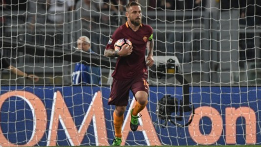 Daniele De Rossi Roma Juventus Serie A