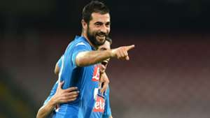 Raul Albiol Napoli
