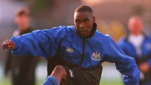 Andy Cole Newcastle