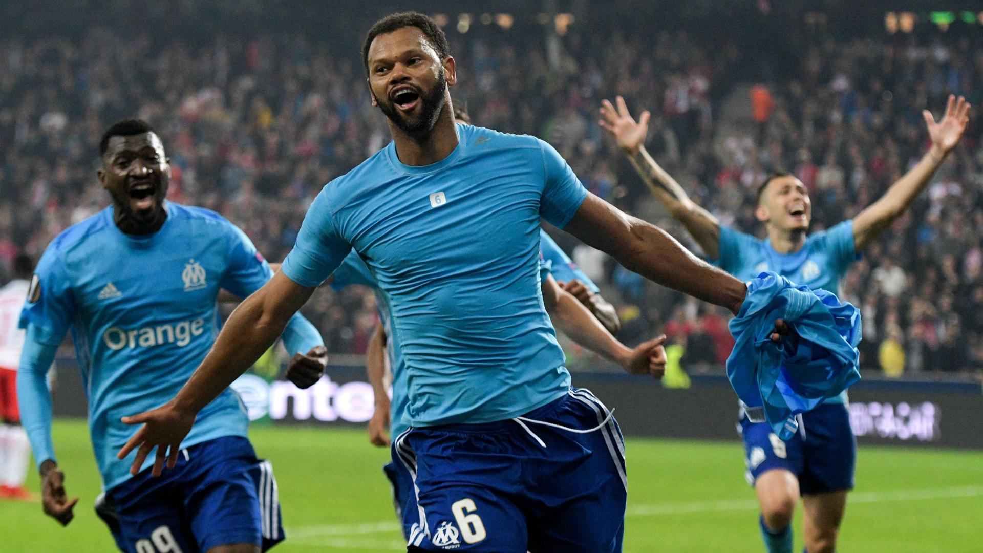 Rolando Jorge Pires da Fonseca Salzburg Olympique Marseille UEFA Europa League 05032018