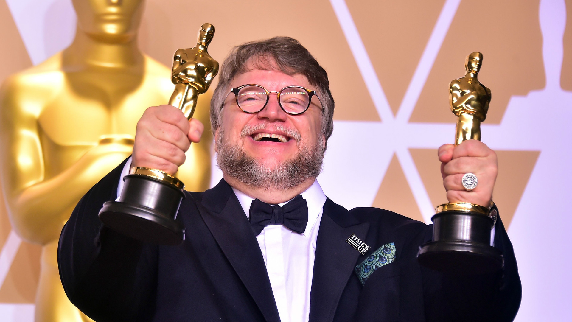 Guillermo del Toro Wins Oscar For Best Director For 'Shape Of Water'