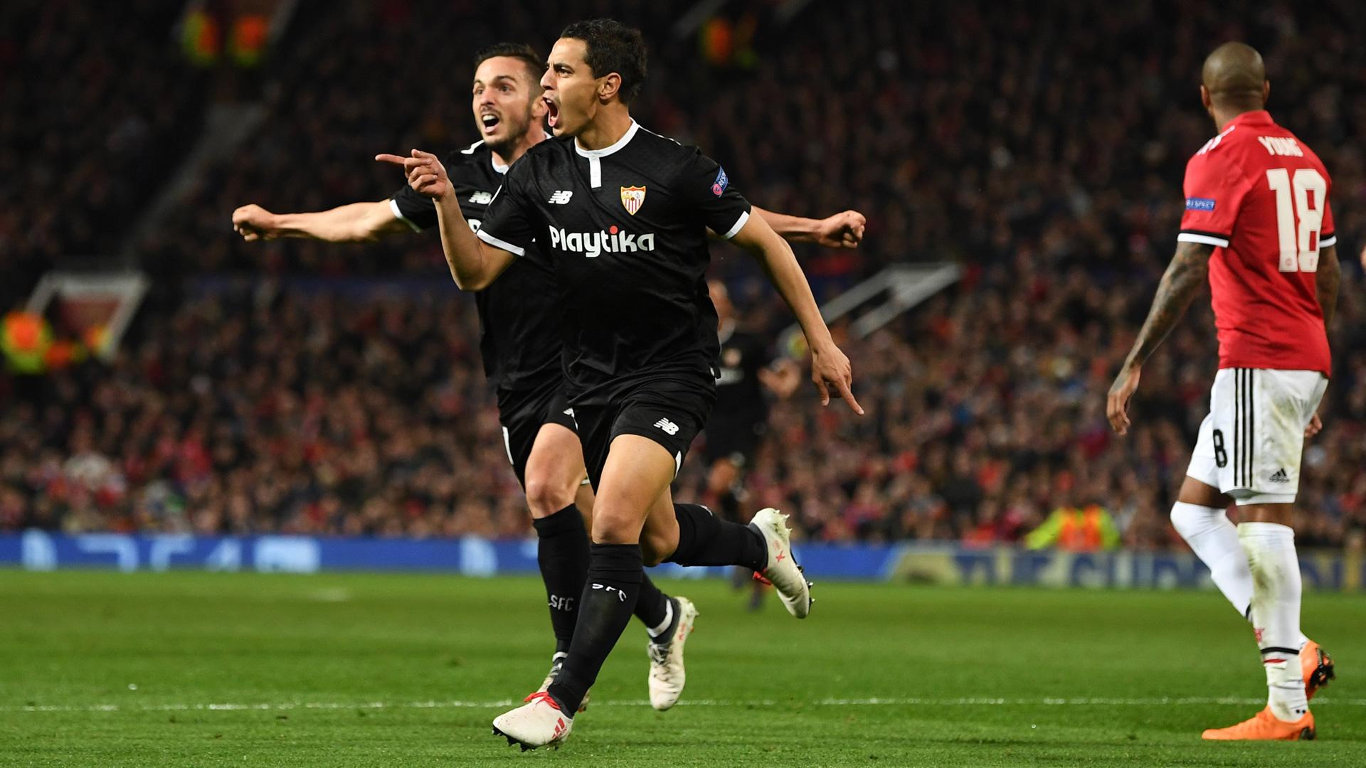 Wissam Ben Yedder Sevilla Champions League 13032018