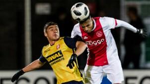 Dordrecht - Jong Ajax, Jupiler League 11272017