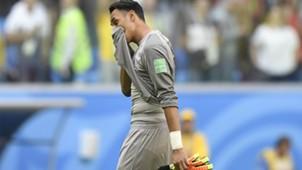 Keylor Navas Costa Rica x Brasil Copa do Mundo 22 06 18