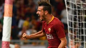 Florenzi Roma Atalanta Serie A