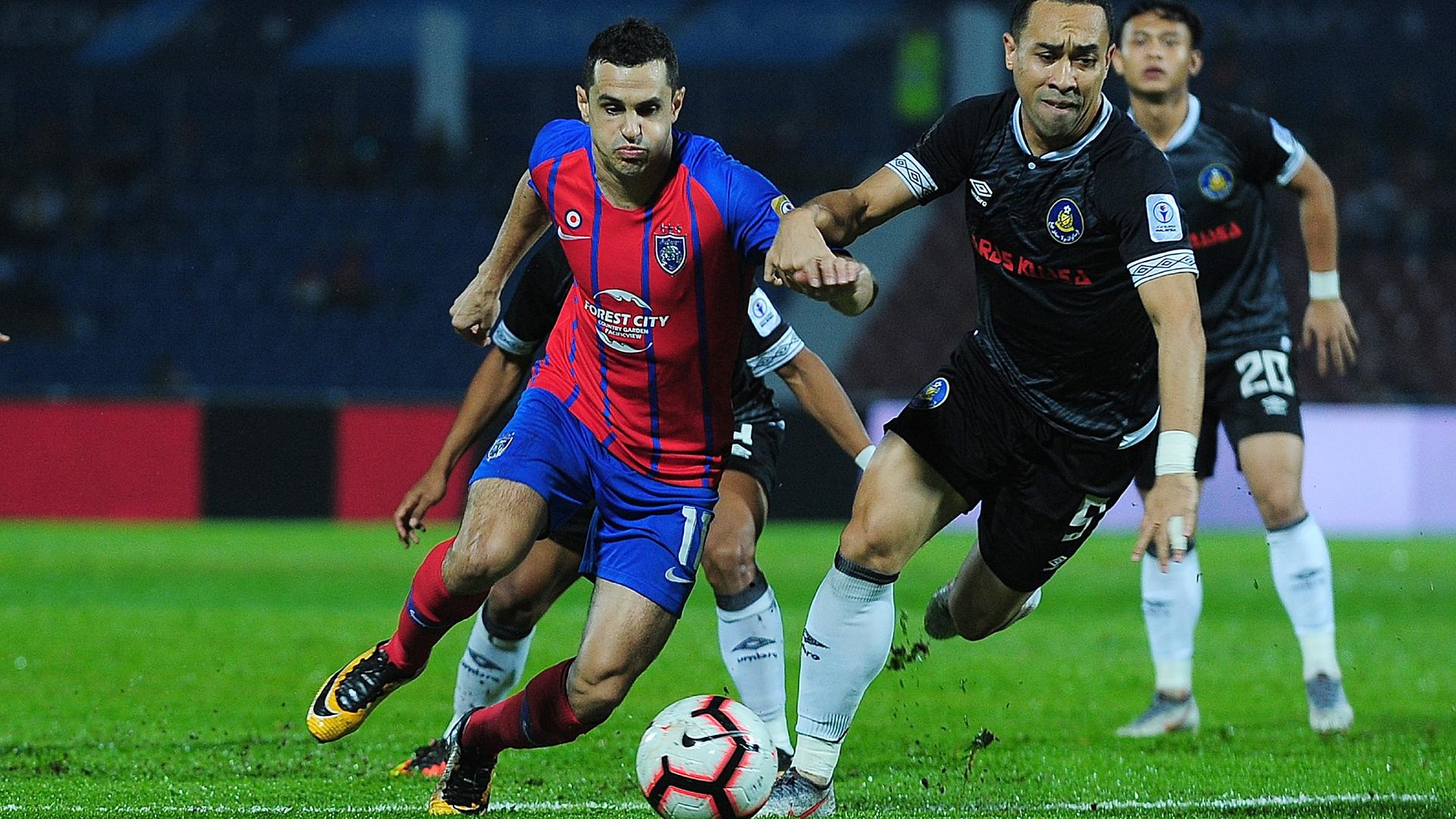 Norshahrul Idlan Talaha, Johor Darul Ta'zim v Pahang, Malaysia Super League, 14 May 2019