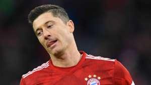 'Angry' Lewandowski blames Kovac's defensive tactics for Bayern's Champions League exit