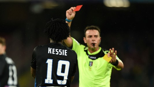 Franck Kessie - Atalanta 26022017