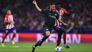 Eden Hazard, Atletico Madrid v Chelsea