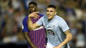 Maxi Gomez Celta Vigo Barcelona La Liga 2019