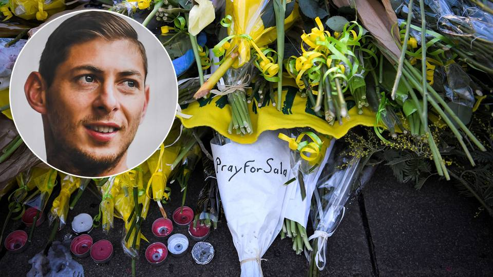 Emiliano Sala missing plane: Search for Cardiff City's record signing called off