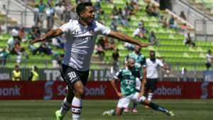 Ivan Morales, Colo Colo