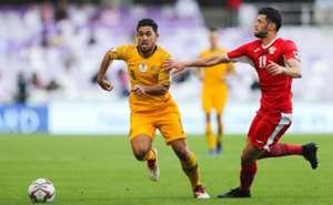 Australia vs. Jordan AFC Asian Cup 2019