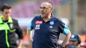 Sarri Napoli Chievo Serie A