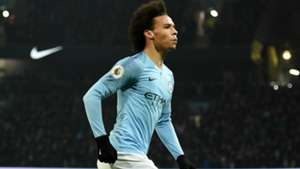 LEROY SANE MANCHESTER CITY PREMIER LEAGUE 03012019