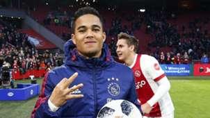 Justin Kluivert, Ajax - Roda JC, Eredivisie 11262017