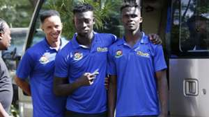 Farouk Shikalo of Harambee Stars and Bandari FC.