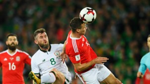 James Chester Daryl Murphy Wales Ireland