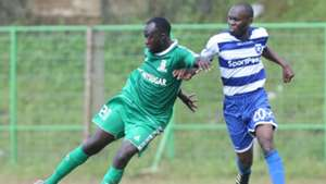 Victor Ademba (Sony Sugar) v Wyvonne Isuza of AFC Leopards