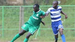 Victor Ademba (Sony Sugar) v Wyvonne Isuza of AFC Leopards
