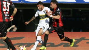Carlos Tevez Boca Patronato Superliga 17112018