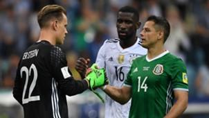 El Stalker: Alemania y la selección que no era B