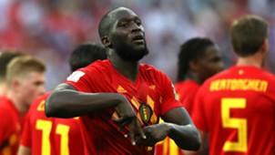Romelu Lukaku Belgium Panama World Cup 2018