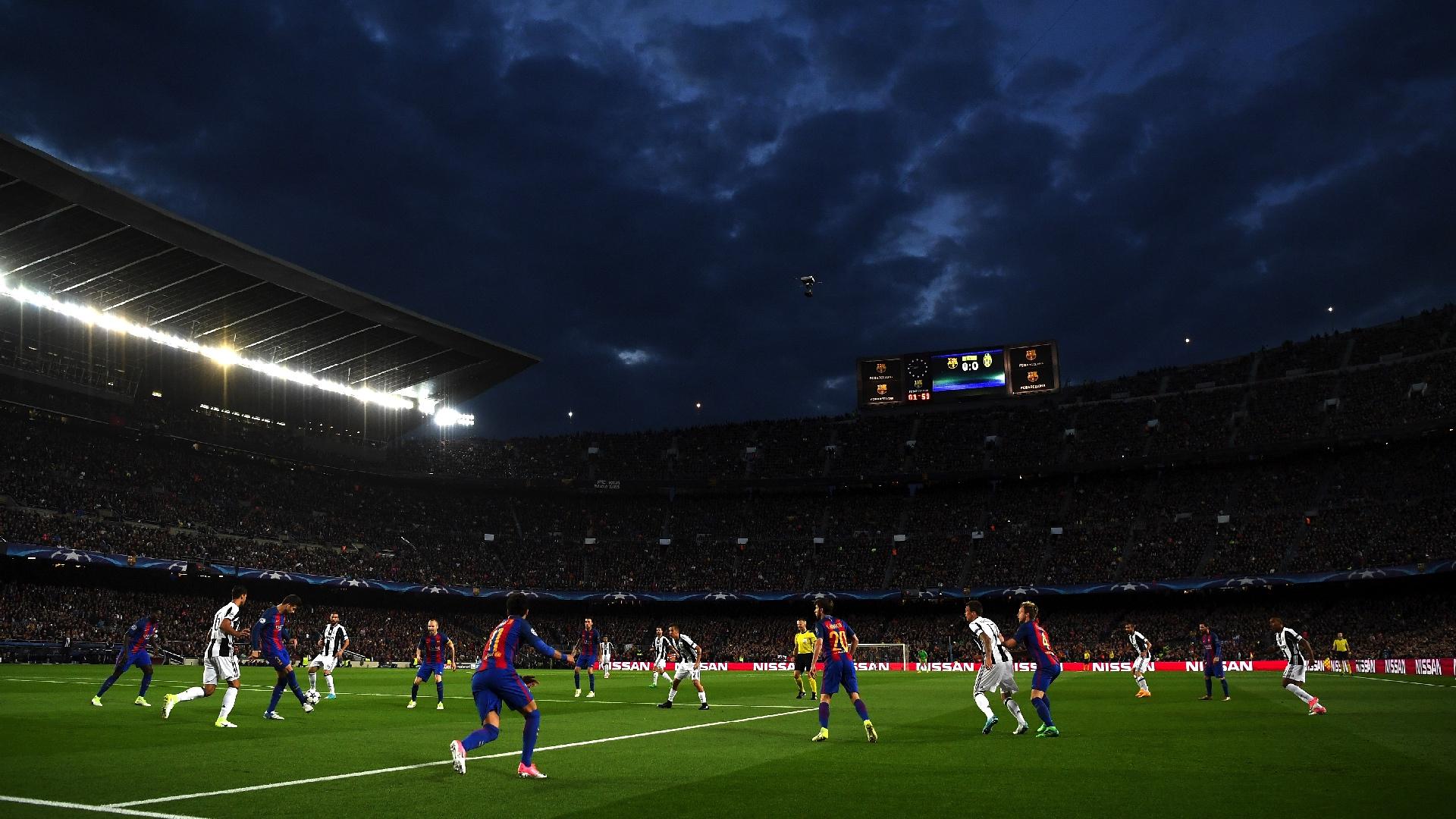 Camp Nou Barcelona Juventus UCL 19042017