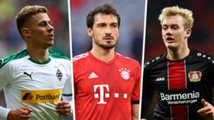 Hazard Hummels Brandt Split