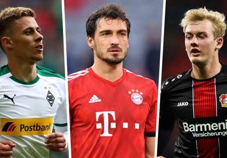 Dortmund's incredible €127m summer spending spree