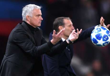 Mourinho: Juventus at a different level to Man Utd
