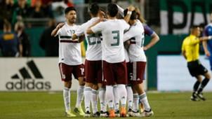 Selección Mexicana vs Islandia 2018