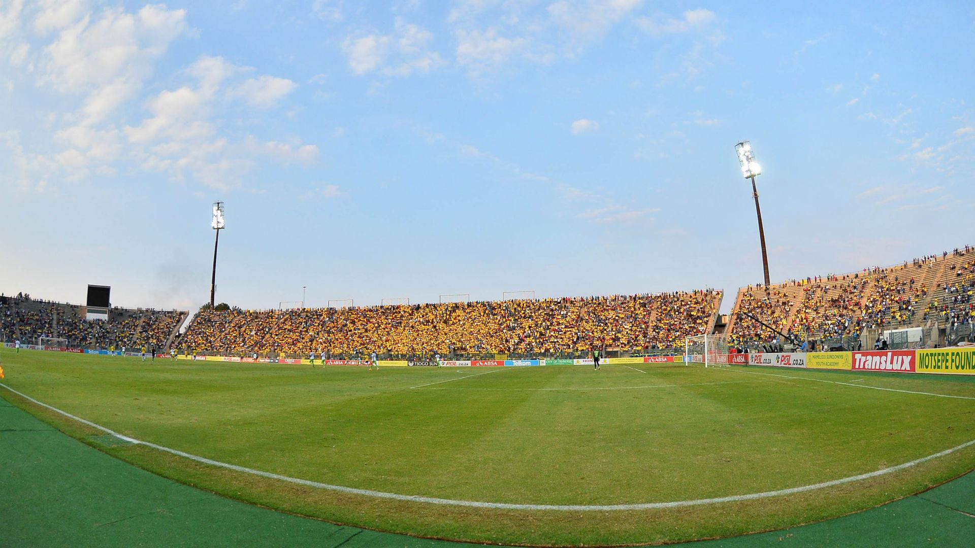 Lucas Moripe Stadium