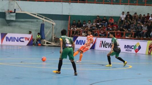 Black Steel Manokwari vs DLS FC - Liga Futsal Profesional 2018