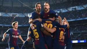 Gol Lionel Messi Real Madrid Barcelona El Clásico LaLiga 23122017