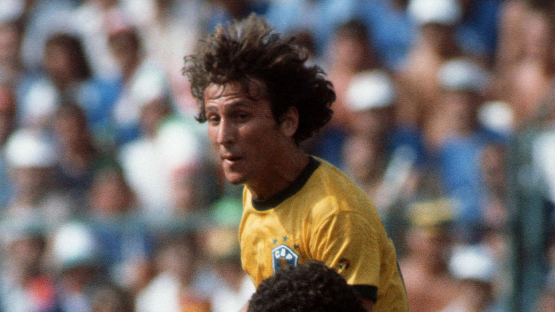 Zico Brasil Itália Seleção 1982 28 05 2018