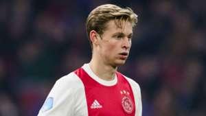 Frenkie de Jong, Ajax, 12142017